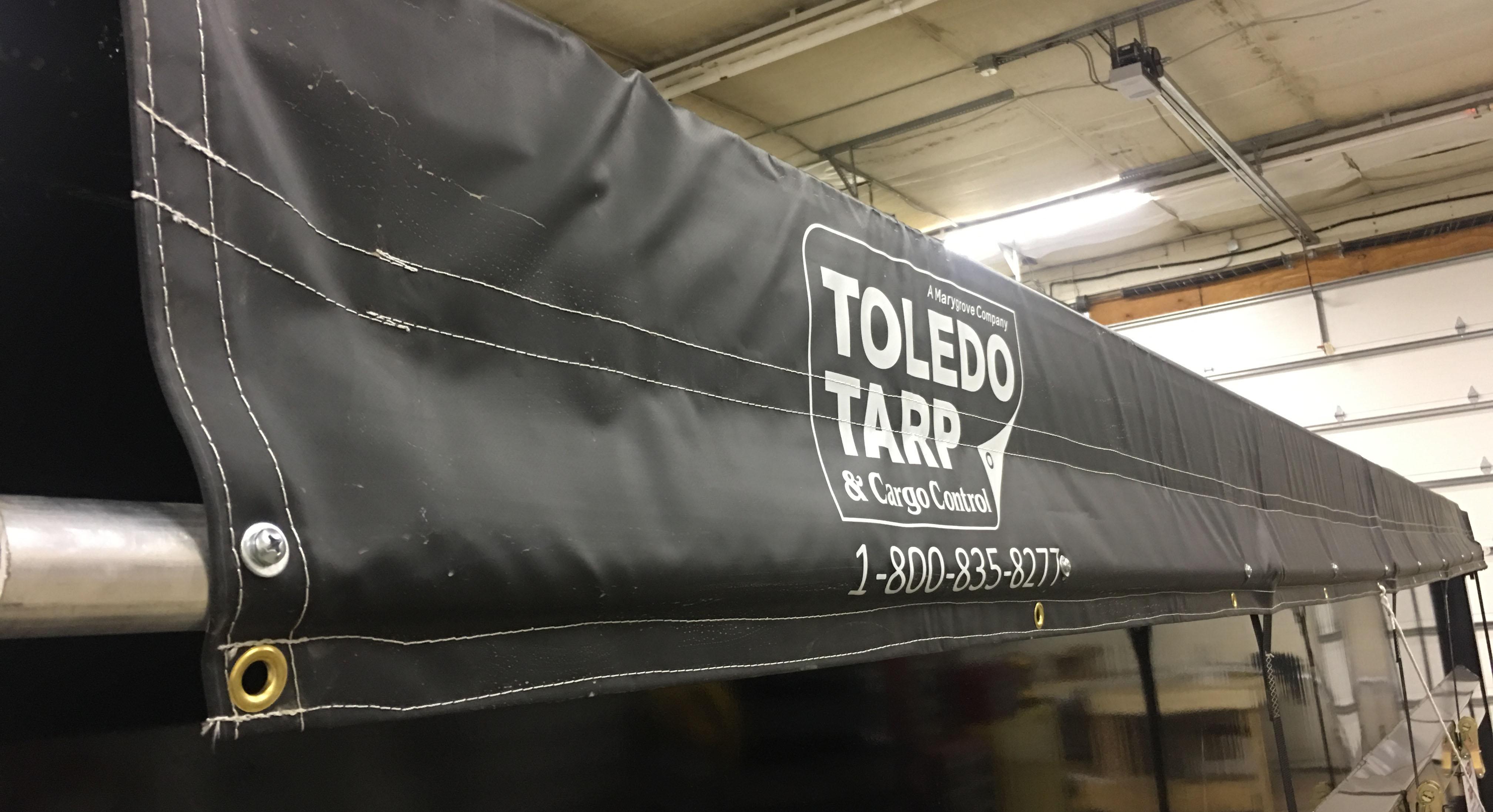 roll-off tarp system