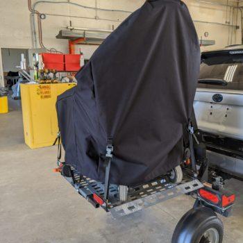 Wheelchair cover